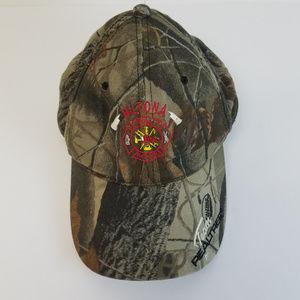 Team Realtree Miltona Fire Rescue Camo Hat